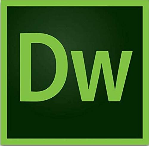 Amazon Com Adobe Dreamweaver Website And Web Design Software 12 Month Subscription With Auto Renewal Billed Monthly Pc Mac Software