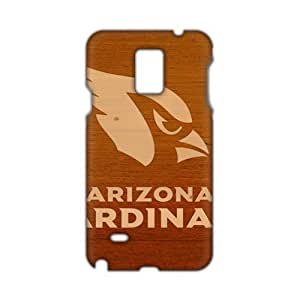 SHOWER 2015 New Arrival arizona cardinals logo 3D Phone Case for Samsung NOTE 4