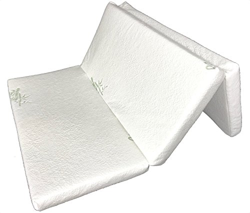 Folding Pack-n-Play Mattress by Sproutwise Kids -- Latex Core (25