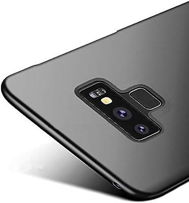 Richgle Negro Ultra Slim Funda Case Cover para Samsung Galaxy ...