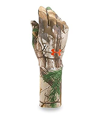 Under Armour Men's Camo ColdGear Liner Gloves