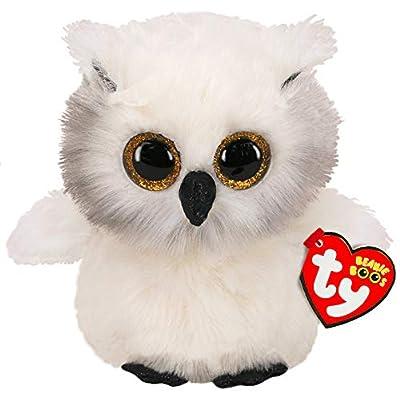 """Ty Beanie Boos Austin OWL 6"""": Toys & Games"""