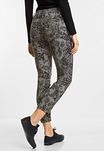 Neo grau One Mujer Grey Para Street Pantalón qYwxvI