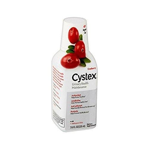 Cystex Urinary Health Maintenance Cranberry 7.6 oz (11 pack) by Cystex