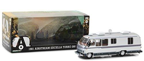 1 Airstream Excella 280 Turbo 1:43 Scale Diecast ()