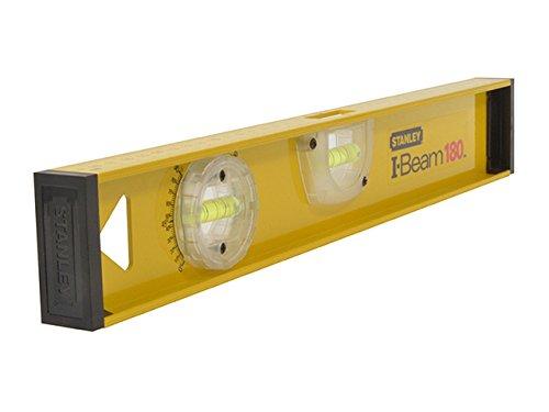 Stanley Tools - PRO-180 I Beam Level 3 Vial 100cm - 142922