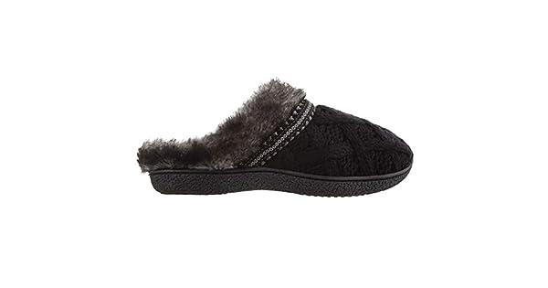 Indoor//Outdoor Solee, Memory Foam House Shoes Isotoner Tessa Women's Slippers