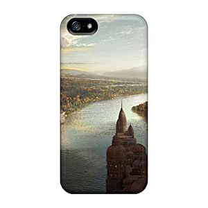 Premium Game Scenes 1080p Back Covers Snap On Cases For Iphone 5/5s