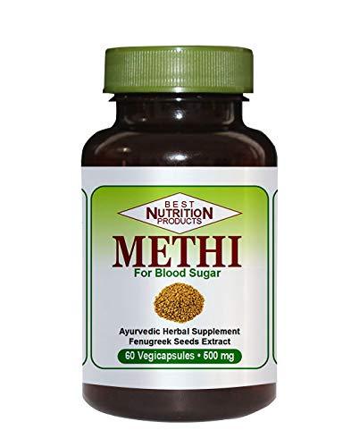 Methi 60 Vegicaps - 500mg