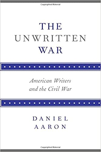 Amazon.com: The Unwritten War: American Writers and the Civil War ...