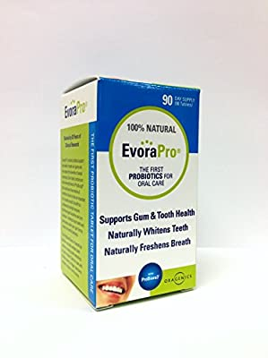 EvoraPro Oral Probiotic 90 Tablets