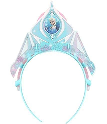 Disney Princess Elsa Party Tiara Glow Band -