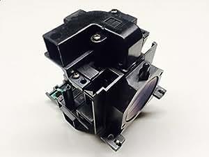 Original Ushio Lamp & Housing for the Sanyo PLC-WM4500 Projector - 180 Day Warranty