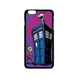Mysterious doctor unique house and Peanuts Cell Phone Case for Iphone 6
