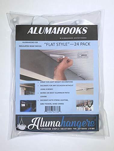 Aluminum Patio Cover Lighting in US - 6