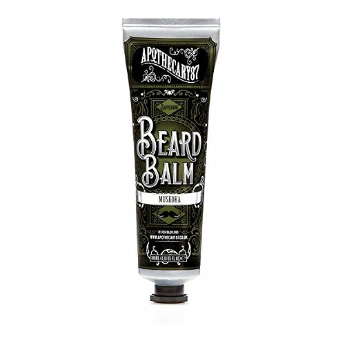 Apothecary 87 Professional Barbers Muskoka Beard Balm 100ml