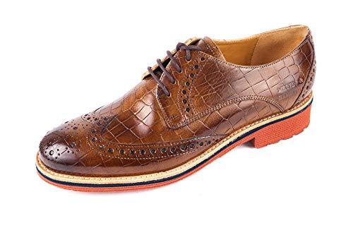 Femme 37 Melvin 593 À Mh15 Ville Chaussures Eu Pour Lacets De Marron Hamilton amp; qvqx7wfF