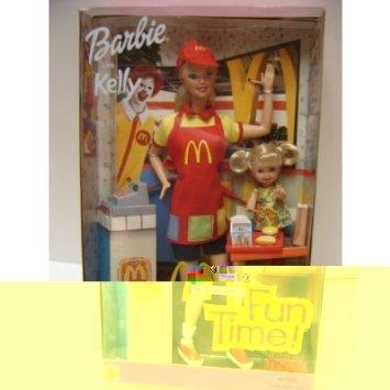 Barbie ( Barbie ) and Kelly McDonald's ( McDonald's ) Fun...