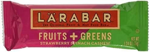 Granola & Protein Bars: LÄRABAR Fruits + Greens