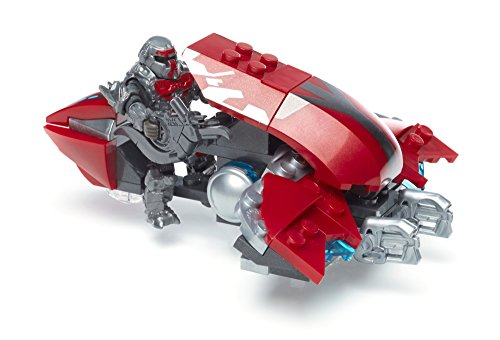 Mega Construx Halo Banished Ghost Rush Building Set