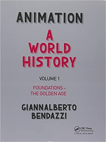 Animation: A World History: The Complete Set