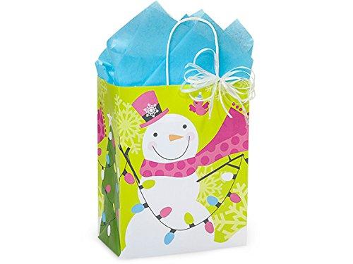 NWAMR-SMJBC Cub Snowman Jubilee Bags 250 8-1/4x4-3/4x10-1/2'' by Green Way