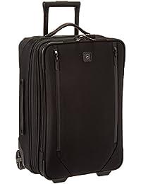 "Lexicon 2.0 Softside Expandable Upright Luggage, Black, Carry-On-Global (22"")"