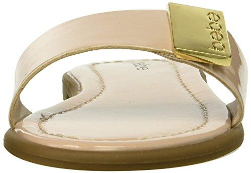 Sandales nu Bebe de Lania brevet pour plates femmes 0qrU0