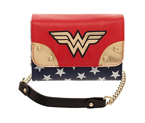 Official Movie Side Body Kick Bag Wonder Licensed Cross Woman DC Comics wX4zrXqZf
