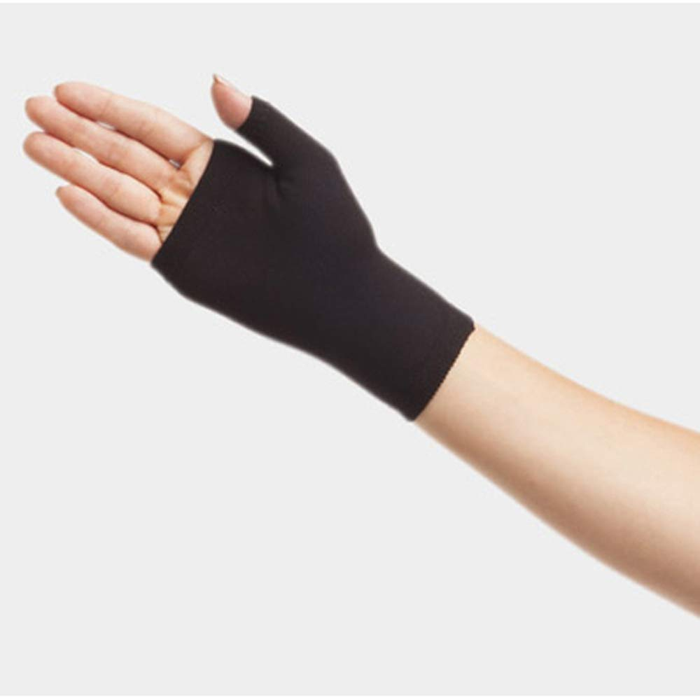 Juzo - 2301ACFS10-S - 2301ACF 20-30 mmHg eamless Glove-Black-mall