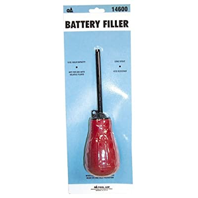 Tool Aid S&G 14600 Battery Filler Rubber Bulb: Automotive [5Bkhe1513167]