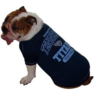 ed958f36e Amazon.com   TENNESSEE TITANS Dog T-Shirt