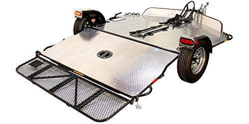 Drop Tail Trailers 03-SCT2200-02 Cruiser/Sport Class Trike 2200 Trailer by Drop Tail Trailers