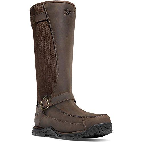 Danner Sharptail Orm Boot 17 (45040) Mörkbruna Jaktstövlar | Gore-tex (gtx) Vattentät Vandrings Läderstövlar | Fotbädd Ortholite Jägare Modern Slagfält Bekämpa Boot