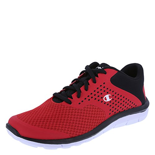 Champion+Men%27s+Red+Black+Men%27s+Gusto+Cross+Trainer+13+Wide