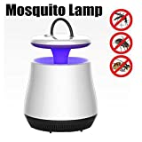Indoor Mosquito Killer LED Light Bug Zapper Mosquitoes Insect Killer Repellents Purple Daylight Lamp Home Garden Pest Control Tools 3W 220V