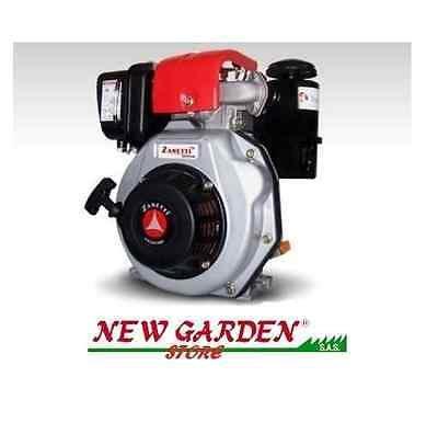 Motor diesel monocilindrico cortacésped Zanetti zdm 86 g (y ...