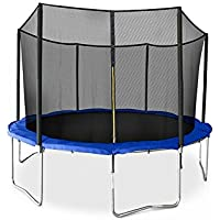 JumpSport SkyBounce 10' Trampoline w/ Safety Enclosure