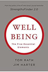 Wellbeing: The Five Essential Elements Hardcover