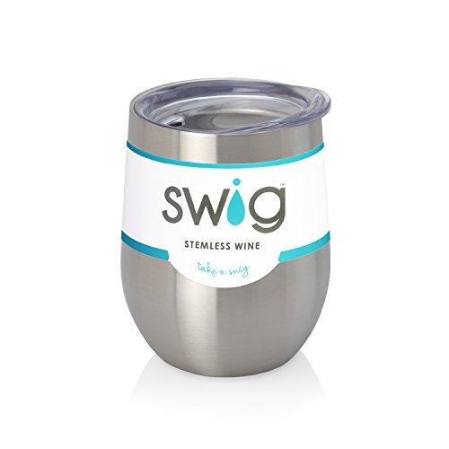Stainless Steel Swig  Wine Tumbler
