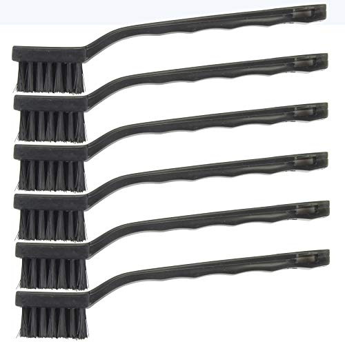 (46615 Hyde Tools Nylon Wire Brushes - Pack of 6 (Nylon))