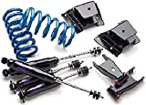 hummer h3 2007 drop kit - Ground Force 9974 Complete Drop Kit