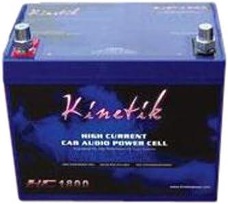 Kinetik HC1800 1900A High Current Power Cell Car Audio Battery