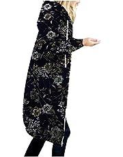 Darringls Functionele damesjas herfstmode outdoorjassen stoffen jas lange winterjassen capuchon longblouses casual softshelljassen met capuchon collegejas oversized oversized