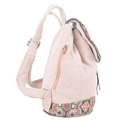 pour dos vent voyages créatif à Convient capacité des sac de à de sac broderie voyage dos à national le dos de grande de rétro Sac dame sac de les travail femmes qF8txAZwq