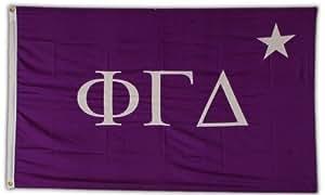 Phi Gamma Delta (Fiji) Official 3'x5' Flag
