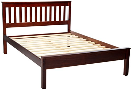 Donco Kids 500FCP Series Bed, Full, Dark Cappuccino (Full Bed Youth Captain)