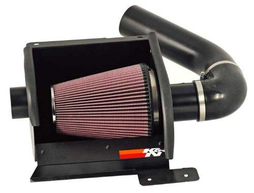 K&N 77-2570KTK Performance Air Intake System