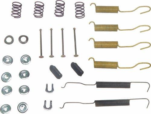 Wagner H7044 Drum Brake Hardware Kit, Rear Brake Shoe Hardware