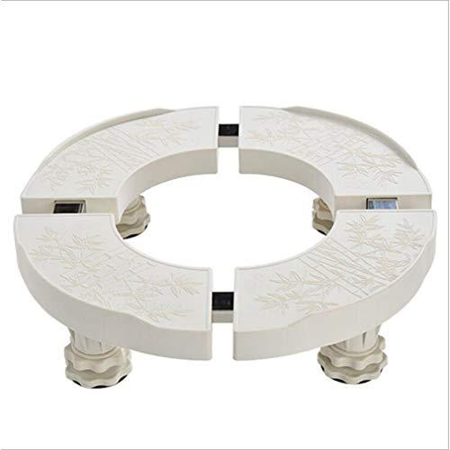 HUI Air Conditioning Base, Multi-Functional Adjustable Fixed Bracket, for Refrigerator Washing Machine Cabinet Bracket
